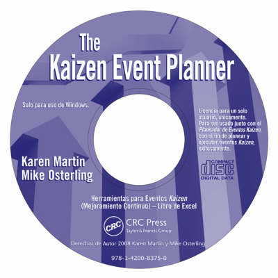 The Kaizen Event Planner - Spanish