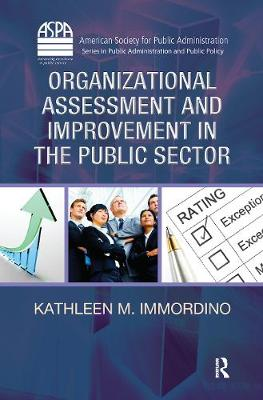 Organizational Assessment and Improvement in the Public Sector
