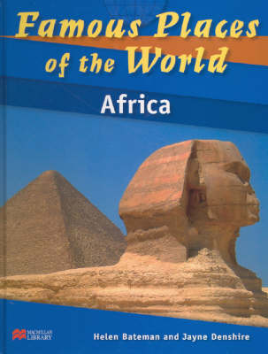 Famous Places of the World Africa Macmillan Library