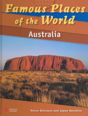 Famous Places of the World Australia Macmillan Library