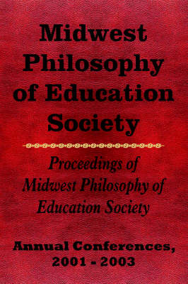 Midwest Philosophy of Education Society