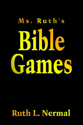 Ms. Ruth's Bible Games