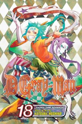 D. Gray-man, Vol. 18