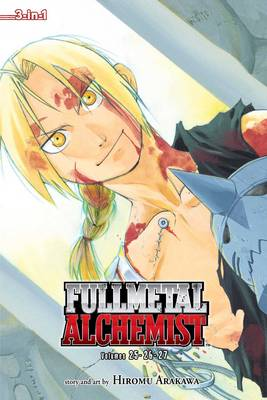 Fullmetal Alchemist (3-in-1 Edition), Vol. 9: Includes Vols. 25, 26 & 27