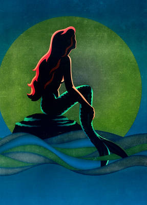 Disney's The Little Mermaid: A Broadway Musical: From the Deep Blue Sea to the Great White Way