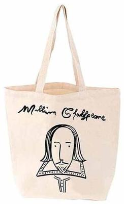 William Shakespeare Babylit Tote