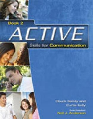 Active Skills for Communication: Bk. 2: ACTIVE Skills for Communication 2: Classroom Audio CD Classroom