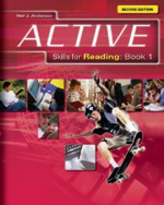 ACTIVE Skills for Reading 1