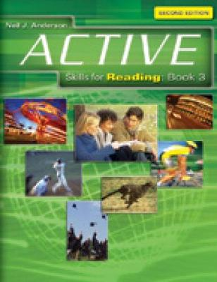 ACTIVE Skills for Reading 3: Audio CD
