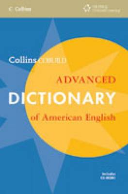 Advanced Dictionary of American English: With CD-Rom (Collins Cobuild)