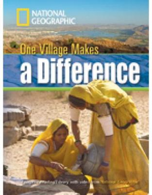 The Future of a Village + Book with Multi-ROM: Footprint Reading Library 800