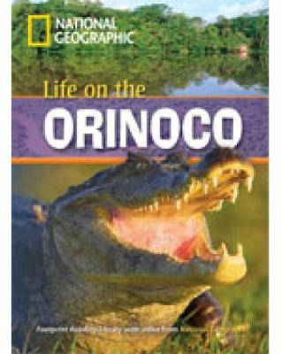Life on the Orinoco (Book with Multi-ROM): Footprint Reading Library 800