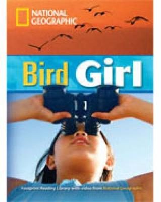 Bird Girl + Book with Multi-ROM: Footprint Reading Library 1900