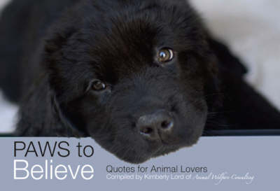 Paws to Believe: Quotes for Animal Lovers