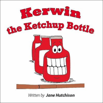 Kerwin the Ketchup Bottle