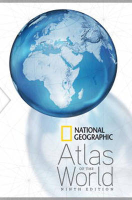 National Geographic Atlas Of The World 9th Ed