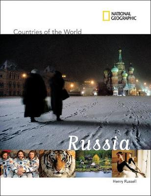 Countries of The World: Russia (Countries of The World)