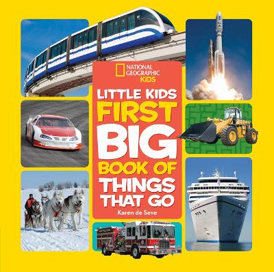 Little Kids First Big Book of Things That Go (First Big Book)