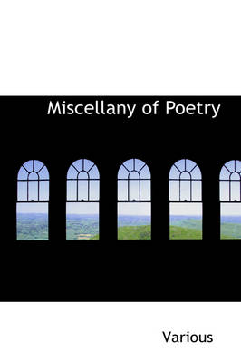 Miscellany of Poetry