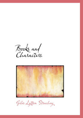 Books and Characters