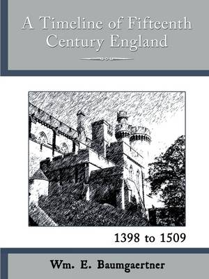 A Timeline of Fifteenth Century England: 1398 to 1509