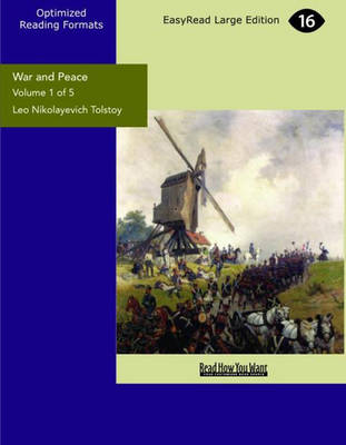 War and Peace (4 Volume Set)