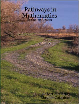 Pathways in Mathematics - Beginning Algebra