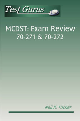 MCDST Exam Review