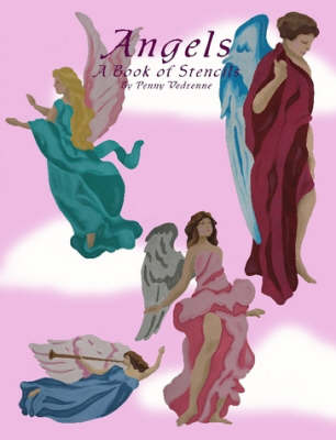 Angels: A Book of Stencils