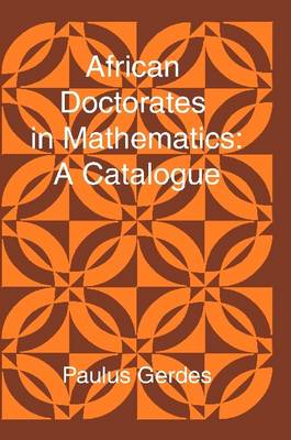 African Doctorates in Mathematics. A Catalogue