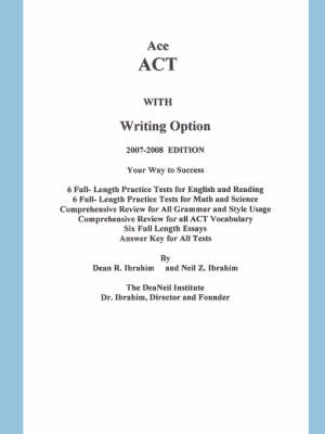 Ace ACT with Writing Option