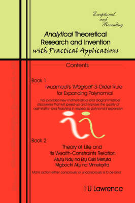 Analytical Theoretical Research and Invention with Practical Applications