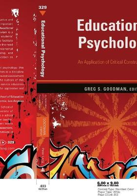 Educational Psychology: An Application of Critical Constructivism
