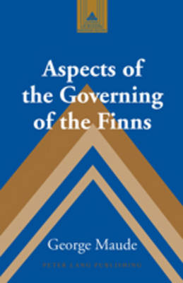 Aspects of the Governing of the Finns