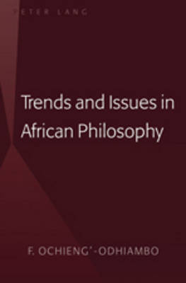 Trends and Issues in African Philosophy