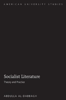 Socialist Literature: Theory and Practice