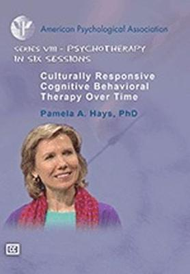 Culturally Responsive Cognitive Behavioral Therapy Over Time