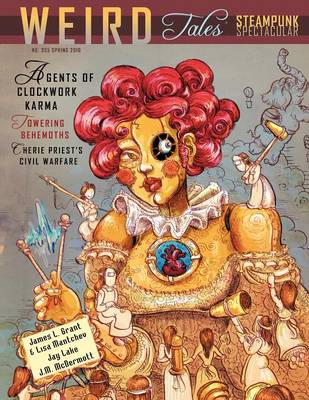 Weird Tales #355: The Steampunk Spectacular Issue