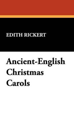 Ancient-English Christmas Carols