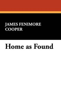 Home as Found