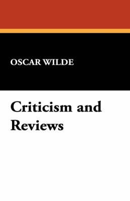 Criticism and Reviews