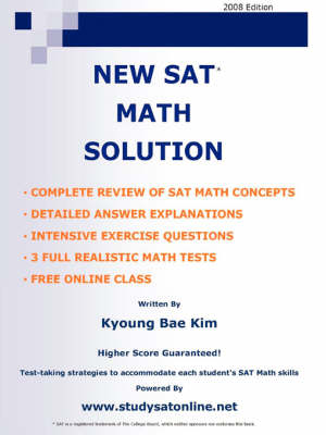 New Sat Math Solution