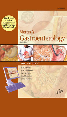 Netter's Gastroenterology Book and Online Access at www.NetterReference.com