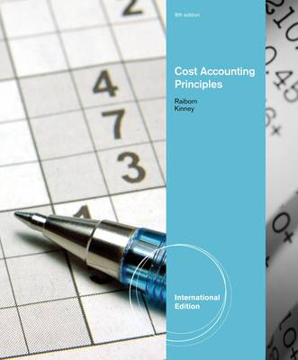 Cost Accounting Principles