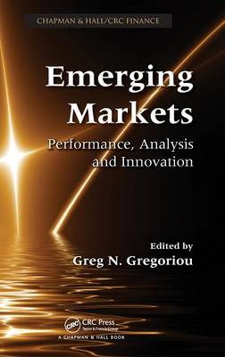 Emerging Markets: Performance, Analysis and Innovation