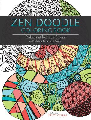 Zen Doodle Coloring Book: Relax and...
