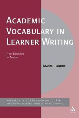 Academic Vocabulary in Learner Writing: From Extraction to Analysis
