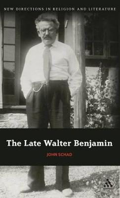 The Late Walter Benjamin