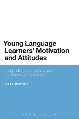 Young Language Learners' Motivation and Attitudes: Longitudinal, comparative and explanatory perspectives