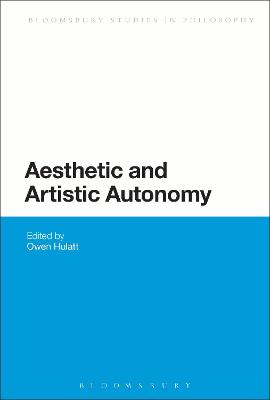 Aesthetic and Artistic Autonomy